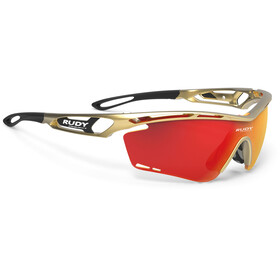 Rudy Project Tralyx - Lunettes cyclisme - Or